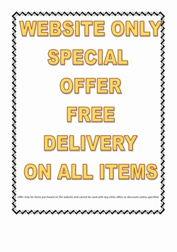 Special Offer Free Delivery