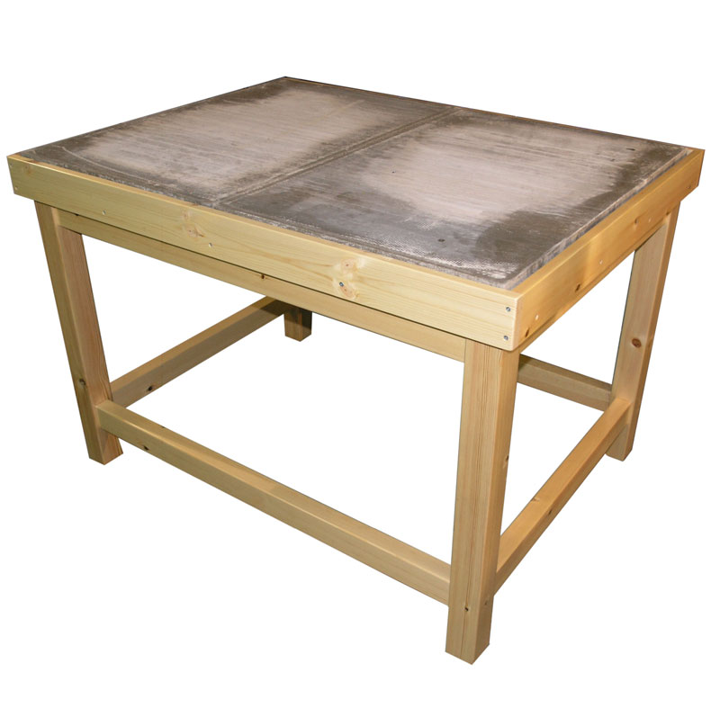 Wedging Table For Clay Modern Coffee Tables And Accent Tables
